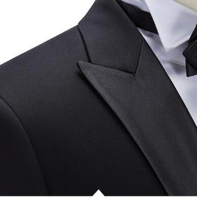 Black Men Tuxedos